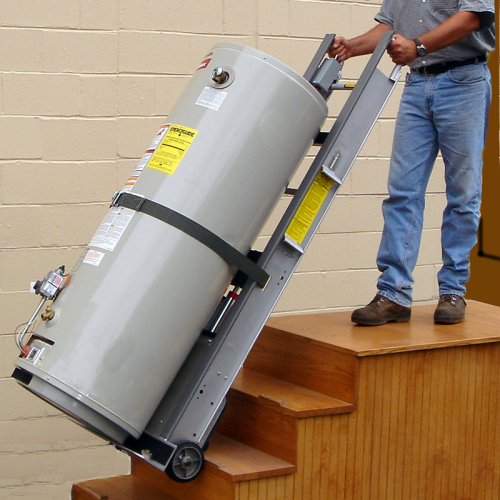 Stair Climbing Dolly - Capacity: 850 lbs - Height: 66